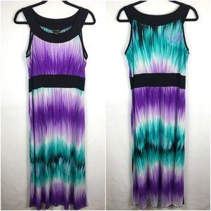 Susan Lawrence long maxi dress XL
